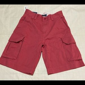 POLO by RALPH LAUREN, Men's Red Cargo shorts